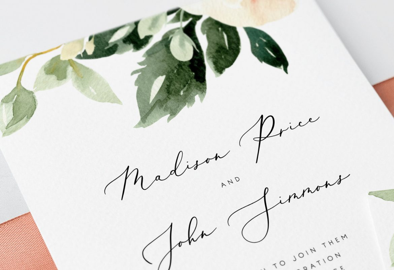 Esküvői meghívók a természetesség jegyében