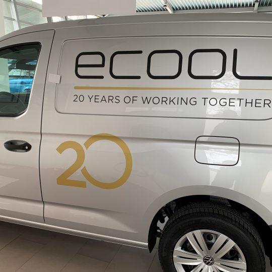Ecool autódekor